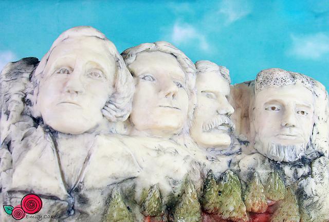 Mount Rushmore -  WOW Wonders of the World  Challenge