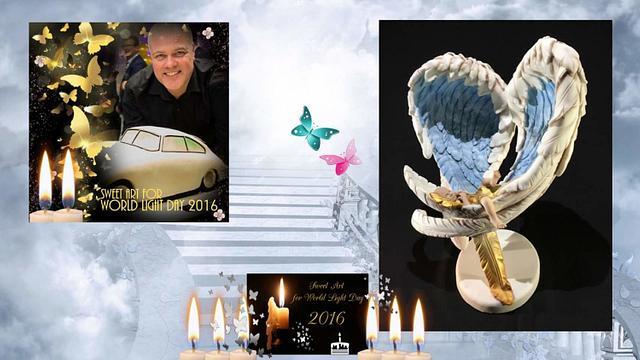 Sweet art for World Light Day 2016