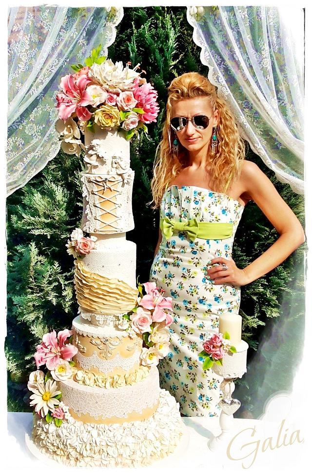 My New Wedding Cake