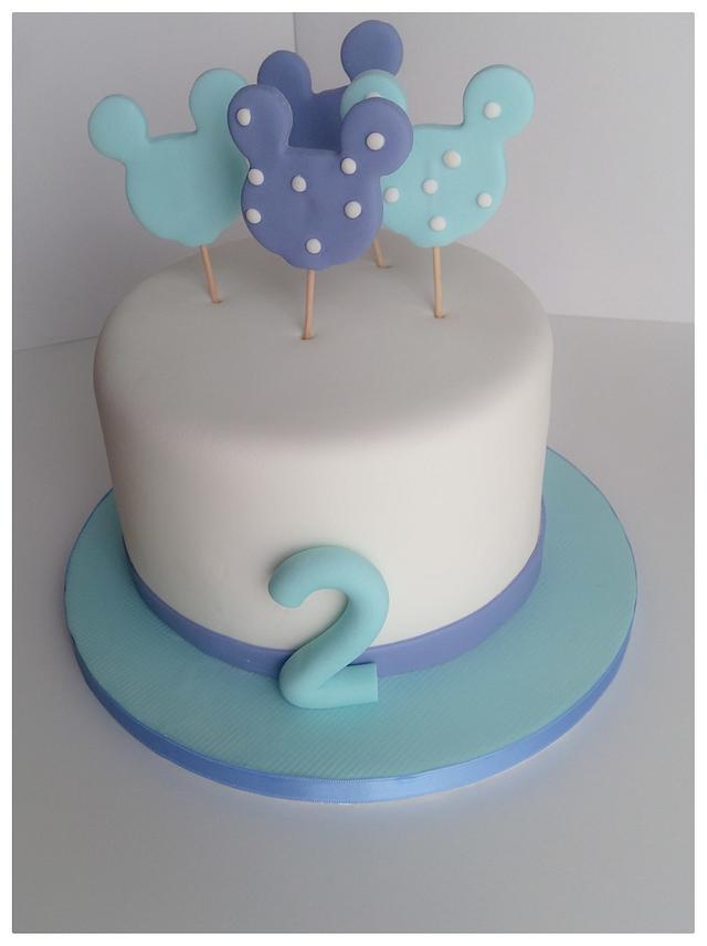 Prime Kikos Second Birthday Cake By Bolinhos A Medida Cakesdecor Funny Birthday Cards Online Eattedamsfinfo