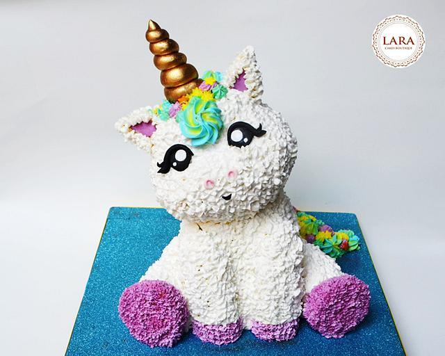 Magic Unicorn Cake