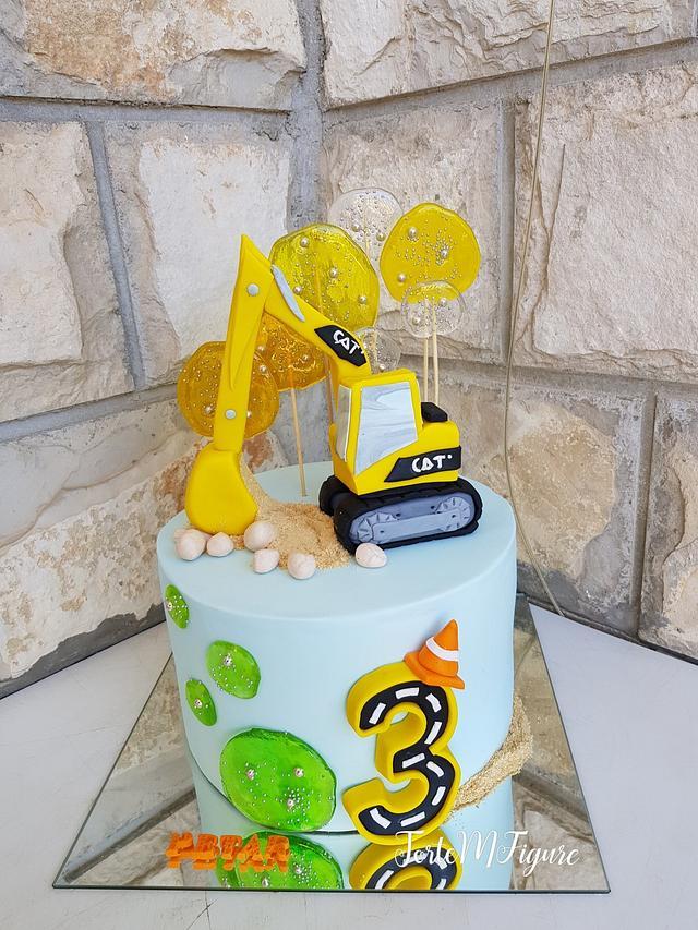 Miraculous Baby Boy Bday Cake Cake By Tortemfigure Cakesdecor Personalised Birthday Cards Cominlily Jamesorg