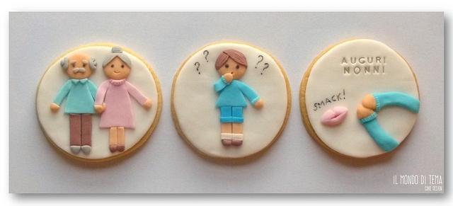 Grandparents' cookies