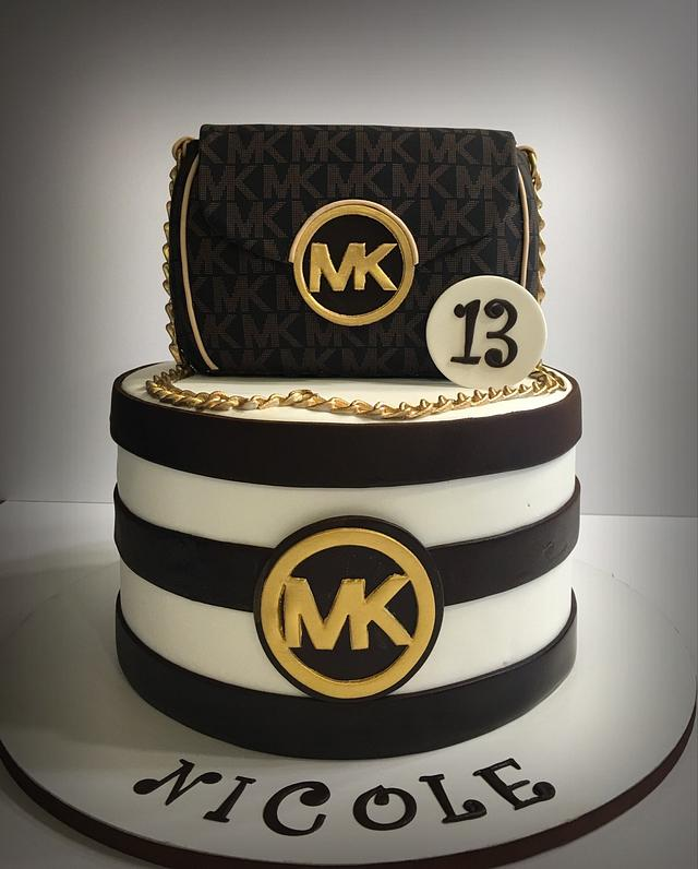 Fine Mk 13Th Birthday Cake Cake By Dani Cakesdecor Funny Birthday Cards Online Eattedamsfinfo