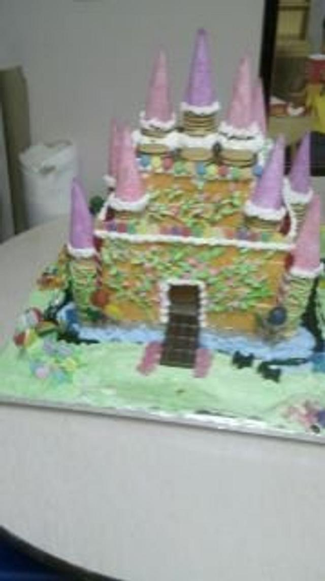 Every girl dreams of castles
