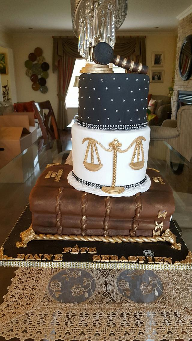 For a lawyer Birthday