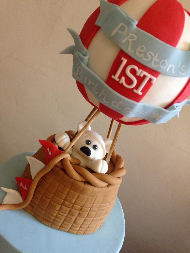Bears, Balloons & Bunting