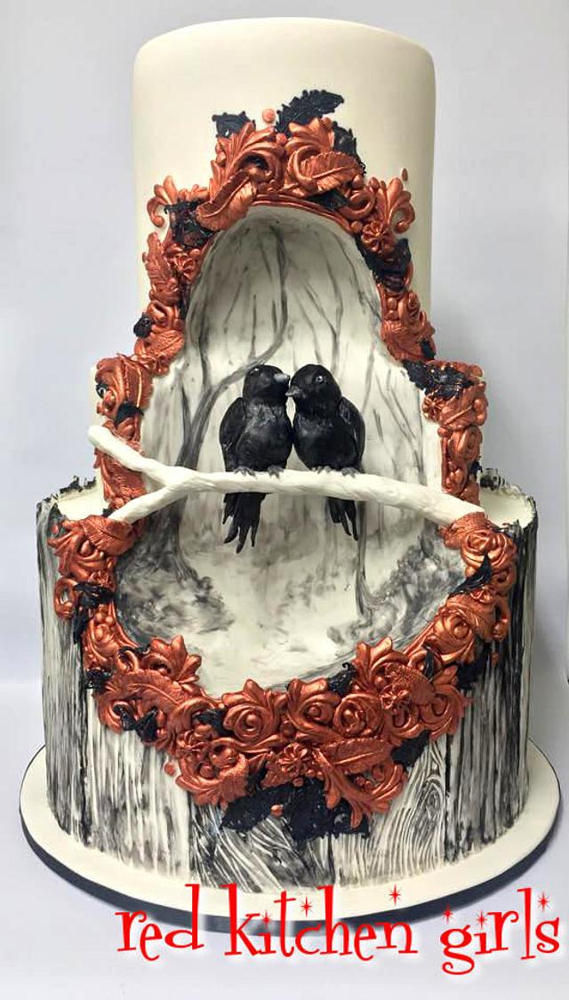 Black Bird Wedding