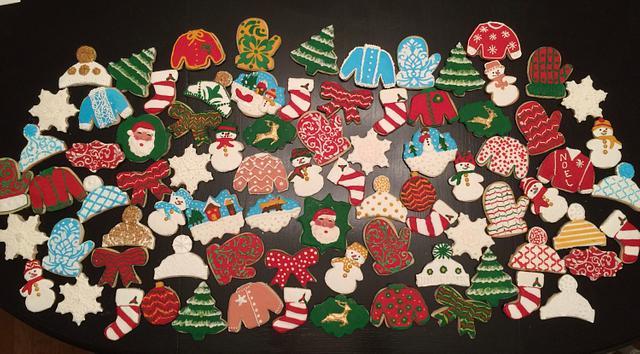 Christmas Cookies Galore
