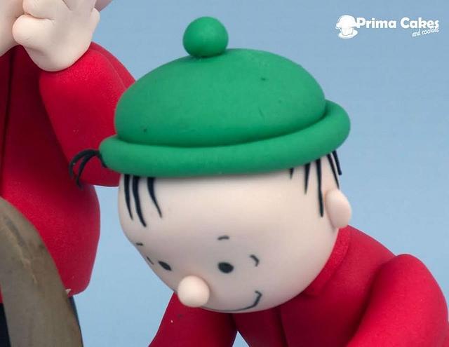 Home for the Holidays Collaboration - Charlie Brown Christmas