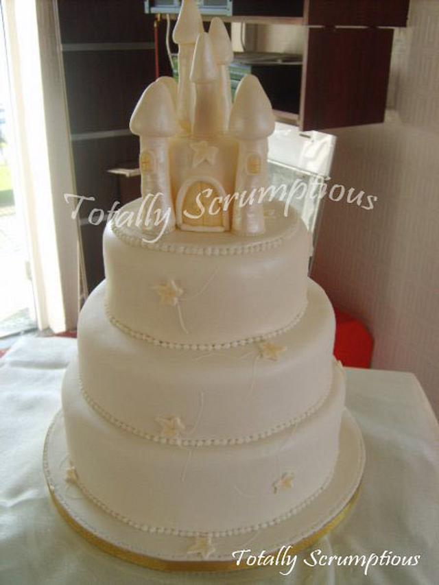 FairyCastle Cake
