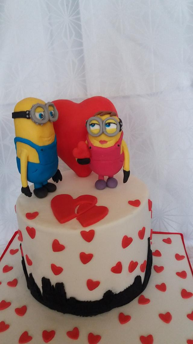 Minions in love ❤