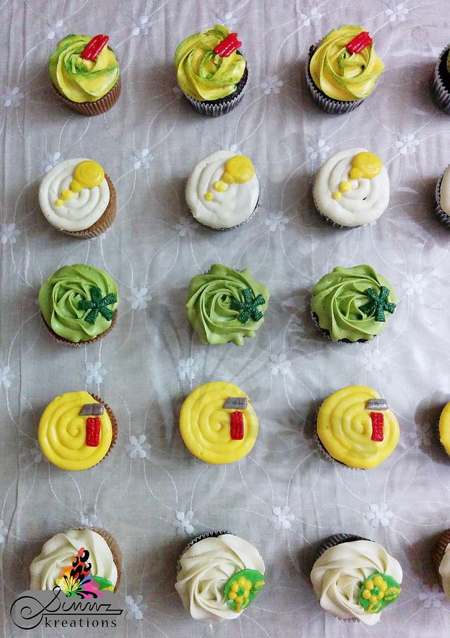Buttercream Corporate Cupcakes