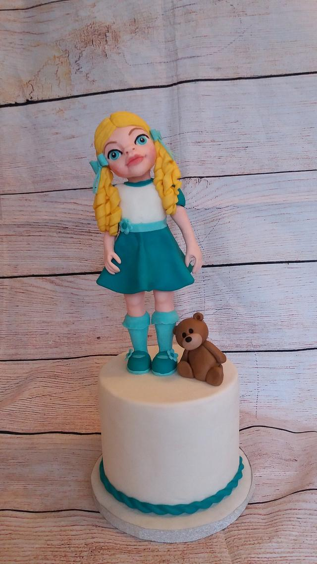 my latest doll ❤