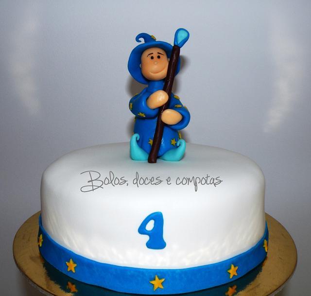 Wizard cake