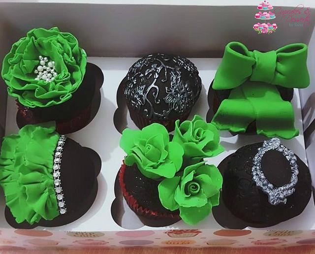 Luxury Style Cupcakes