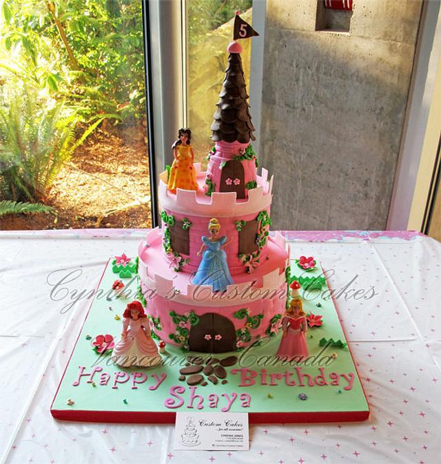 Pink Castle!