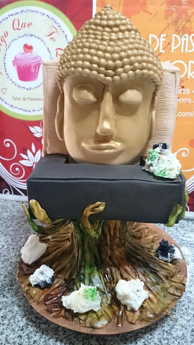 Buddha Cake