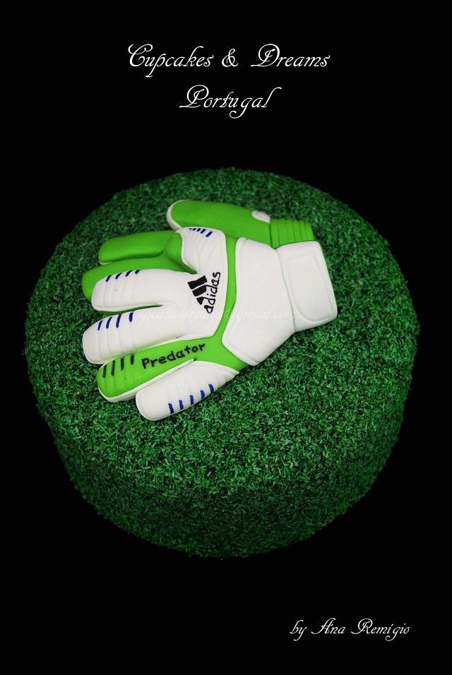 MANUEL NEUER GLOVES (German goalkeeper)