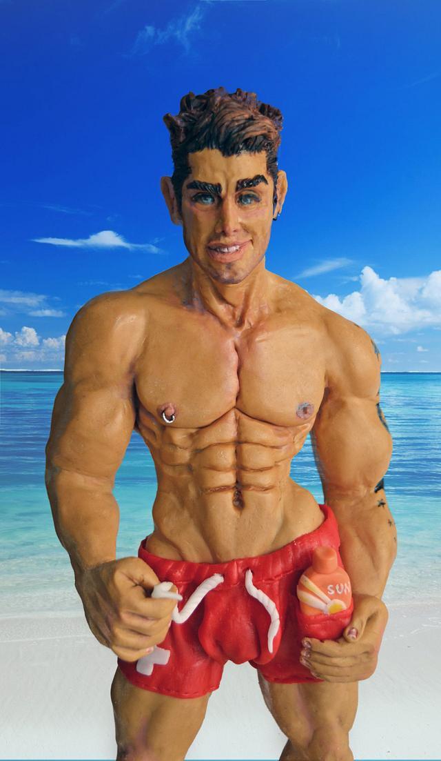 Dreamy Lifeguard