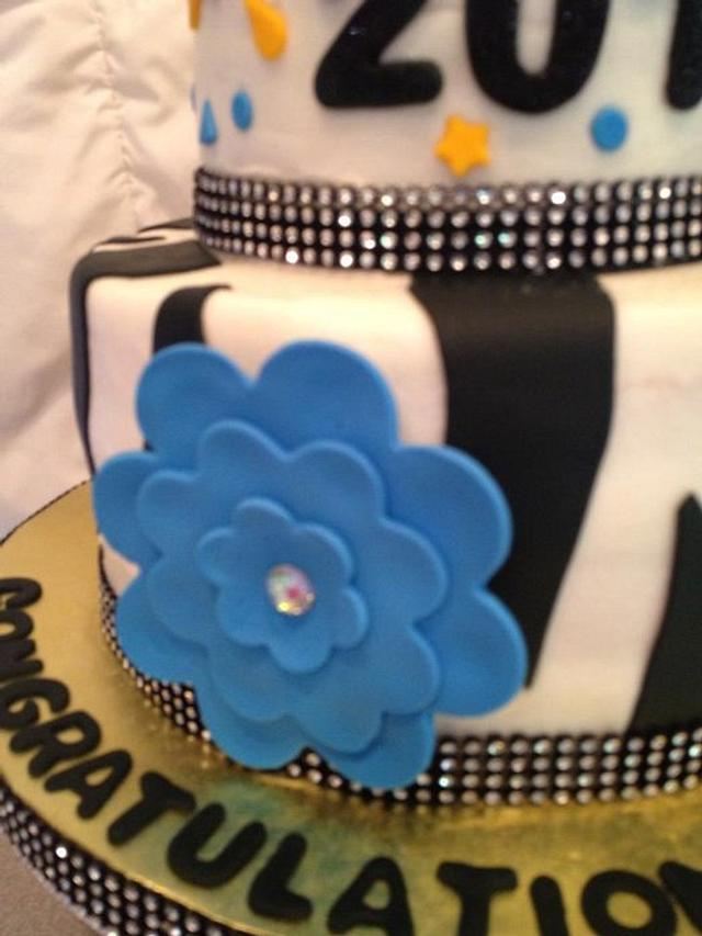 2013 Graduation Cake