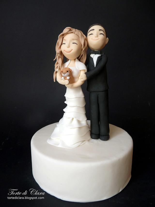 Topper wedding