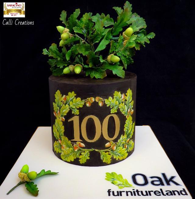 Oak Furniturland Cake