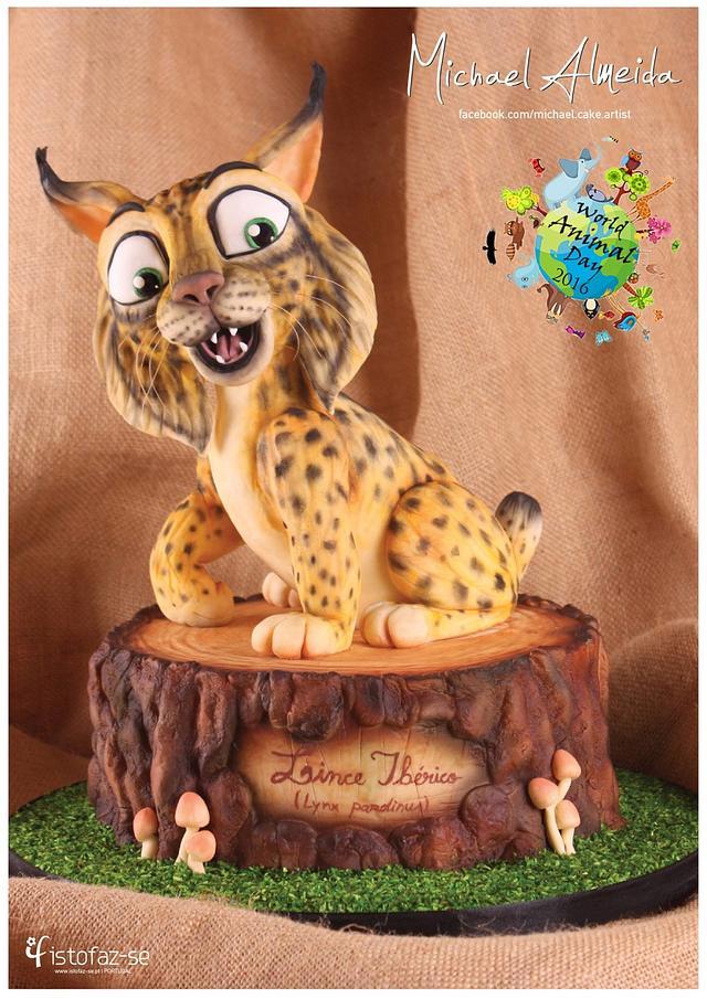 Iberian Lynx - World Animal Collaboration