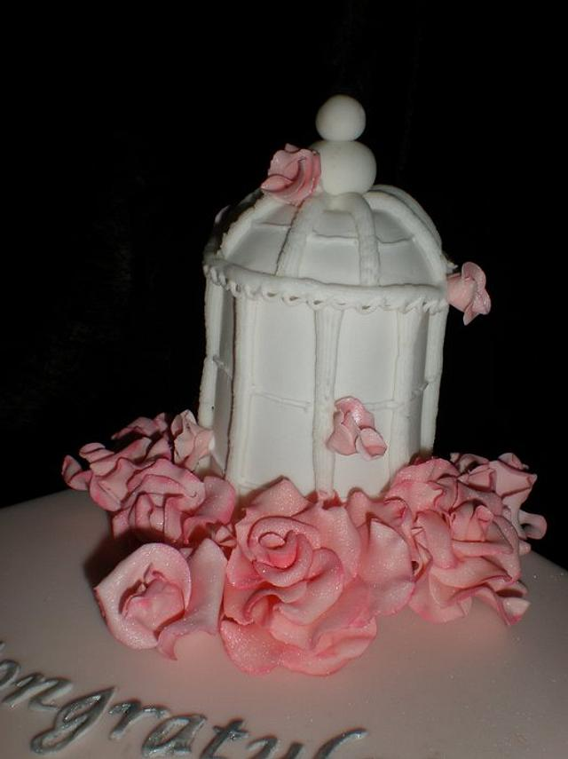 Birdcage n Roses