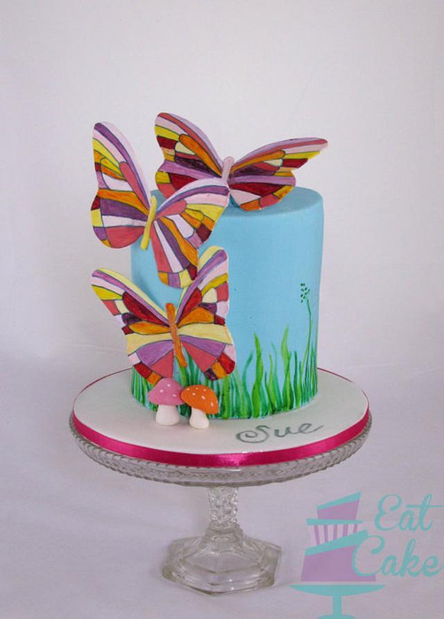 Sue's Cake