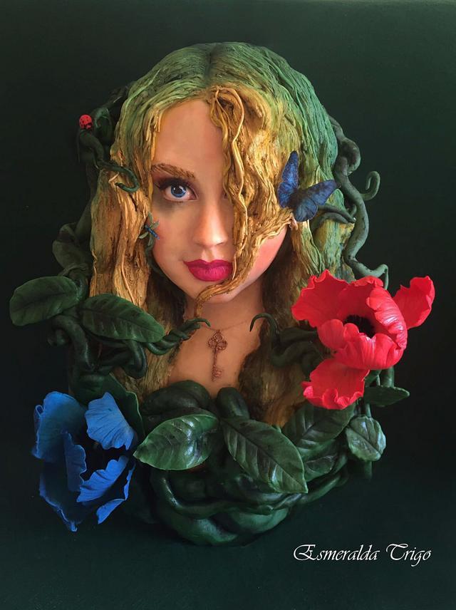 """Alisse """" susurros"""" colaboración primavera con arte"""