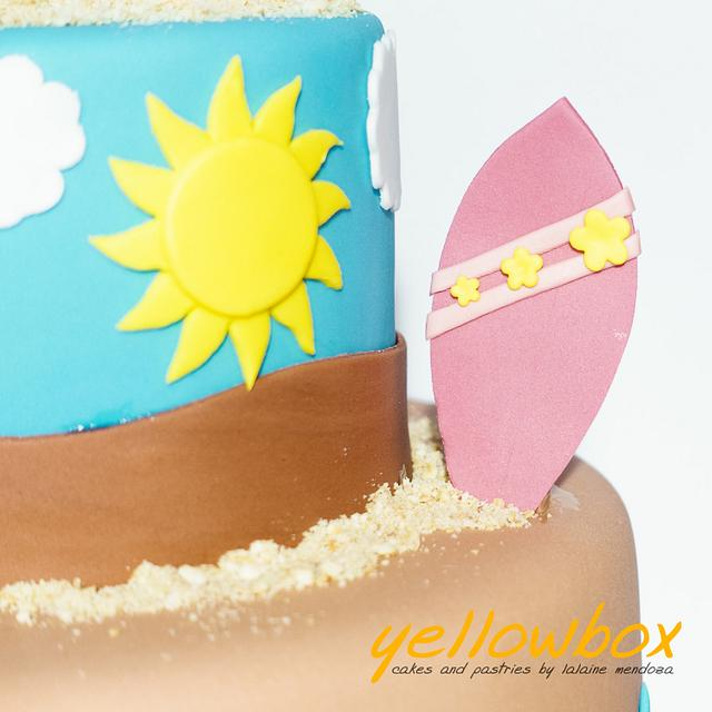The Last Summer Cake