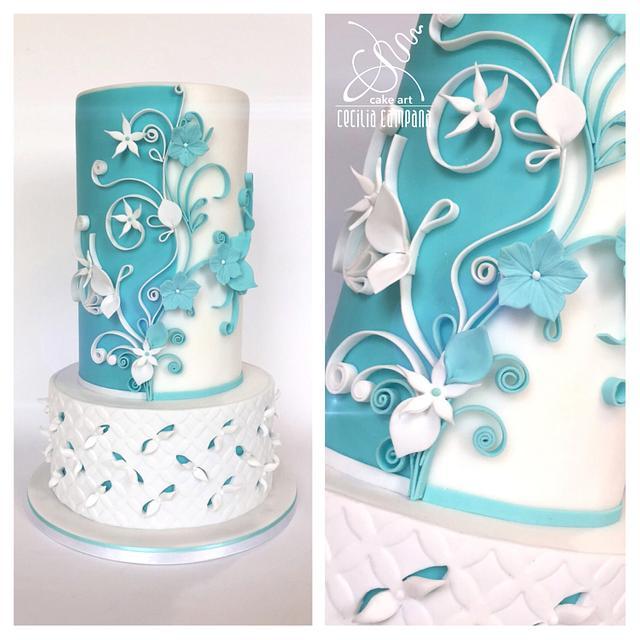 White&Tiffany wedding