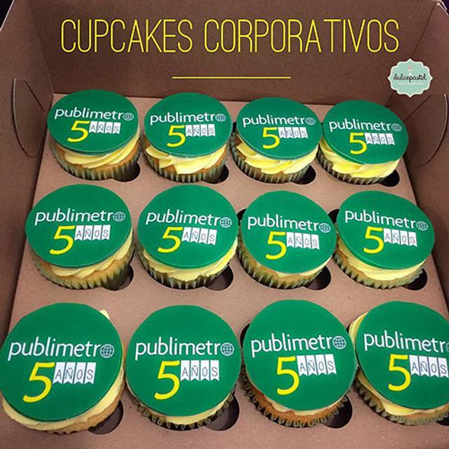 Cupcakes Corporativos Medellín