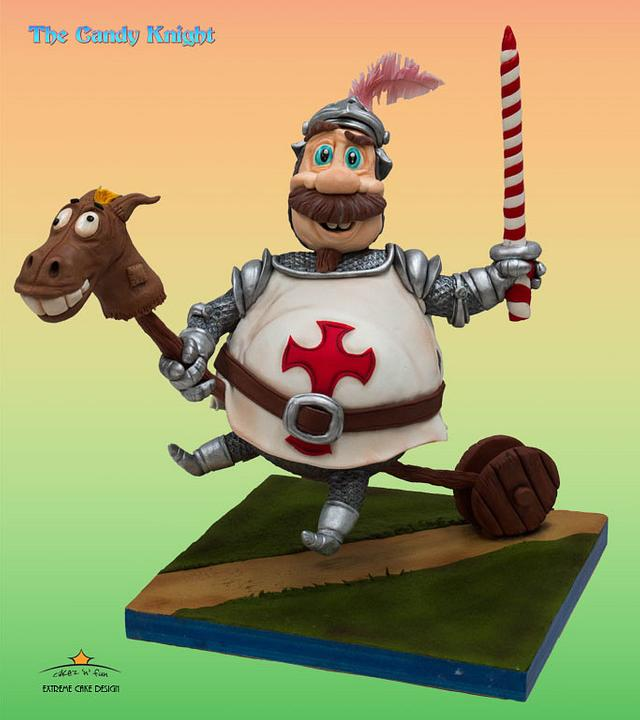 The Candy Knight