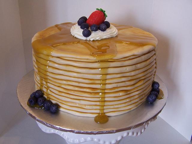 """""""Pancake cake"""""""