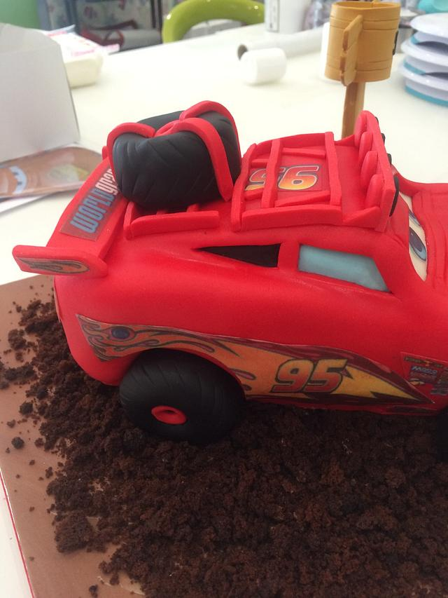 Lightning McQueen 4x4