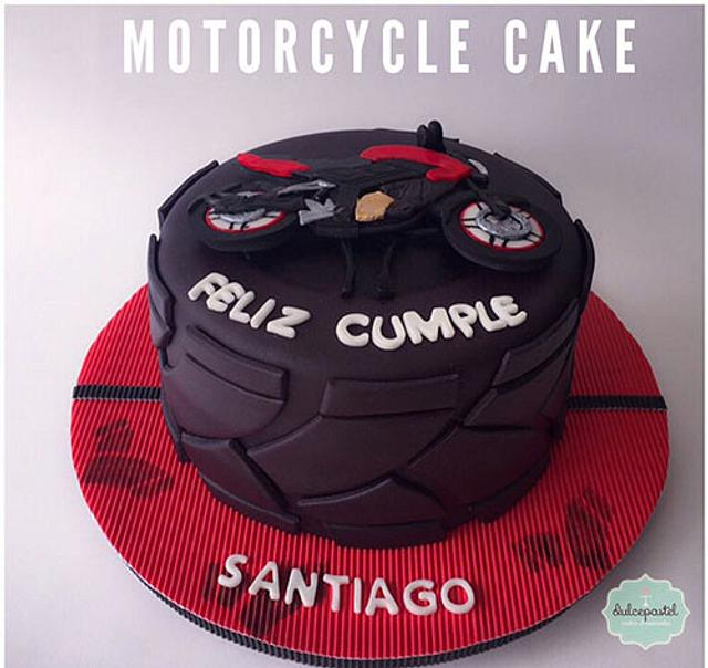 Torta Moto Pulsar