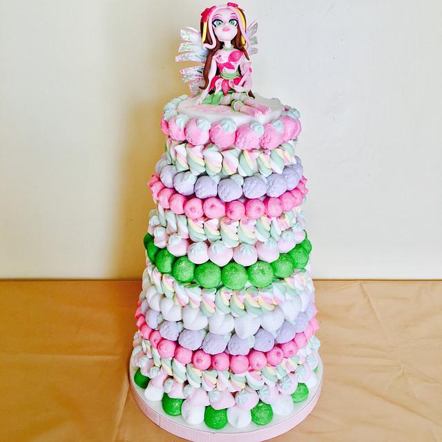 Winx's cake