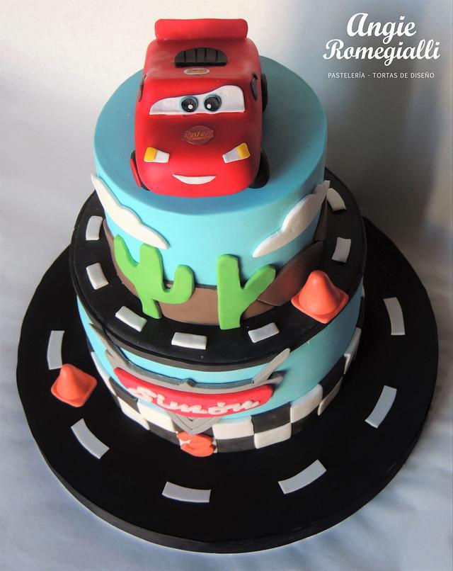 Cars - Rayo McQueen