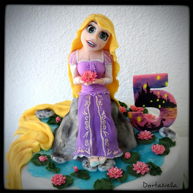 Rapunzel from Tangled
