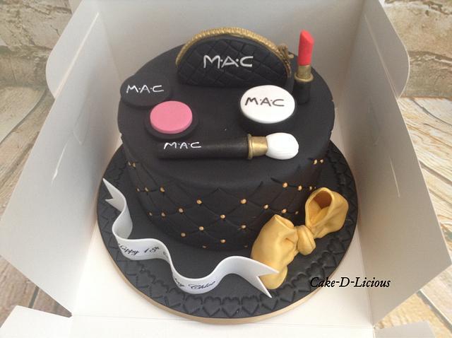 MAC Makeup 18th Birthday