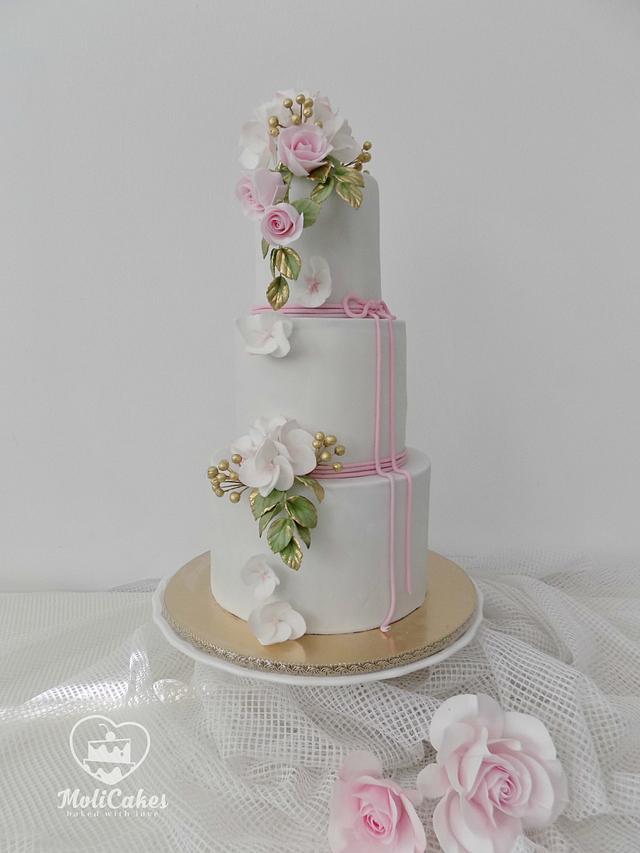 Wedding cake II.