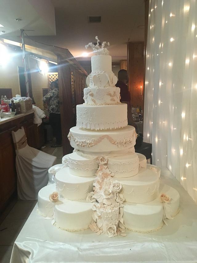 Wedding cake Like a King 😉