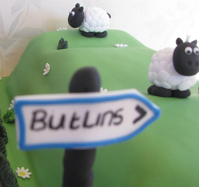 Holiday to Butlins