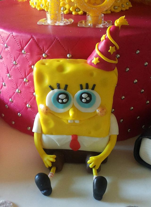 Party with Spongebob!