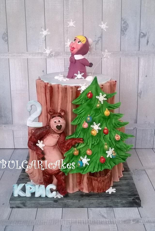 Christmas spirit...:)