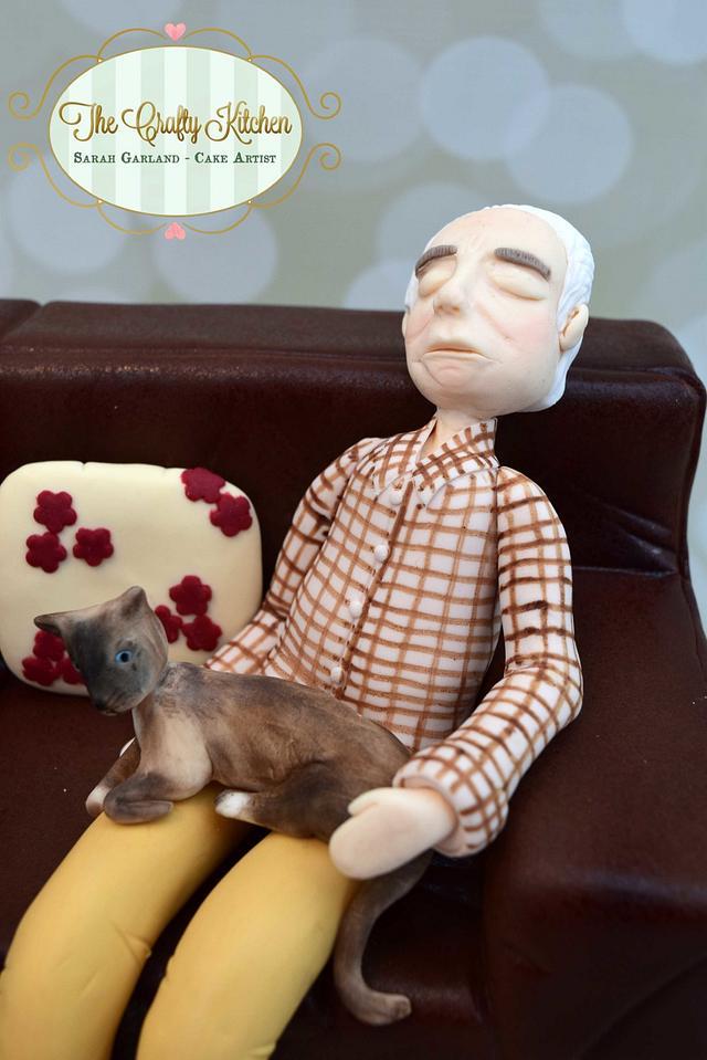Bespoke Anniversary Cake