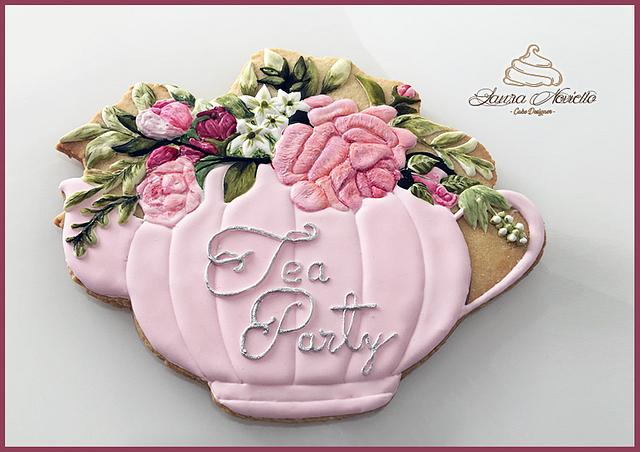 Tea Cookies Party