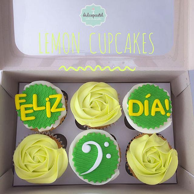Cupcakes Cumpleaños Medellín
